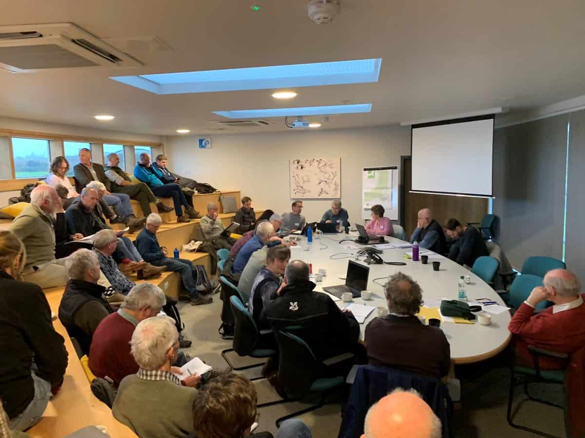 Curlew Forum Nov 2019