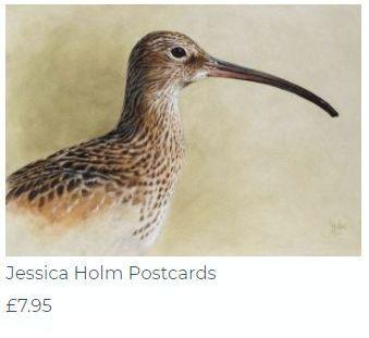 Jessica Postcards b
